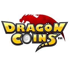 『ドラゴンコインズ』ロゴ